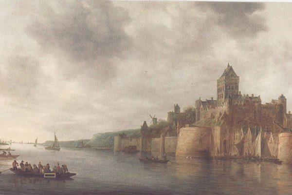 Valkhof in Nijmegen