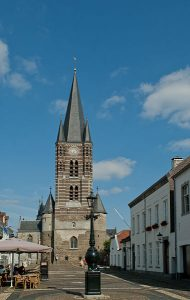 Abteikirche Thorn Westwerk