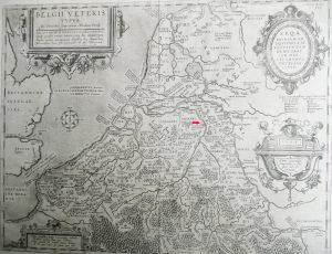 Belgica zur Zeit der Römer