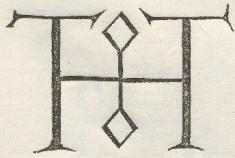 Signatur der Ottonen